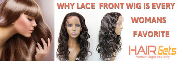 Why Lace Front Wig Is Every Womans Favorite