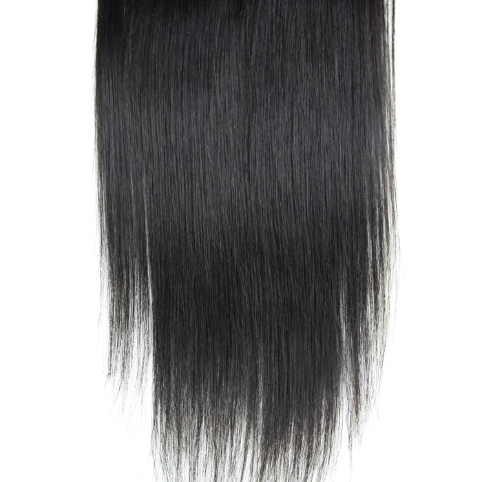Hot sale Virgin Straight Hair 4x4 Lace Closure Back lc001 3