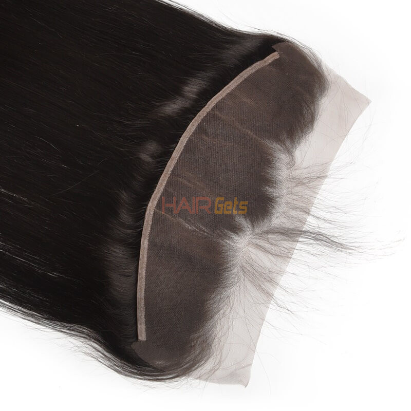 Silky Straight Lace Frontal Made by Real Virgin Hair On Sale 8A 2