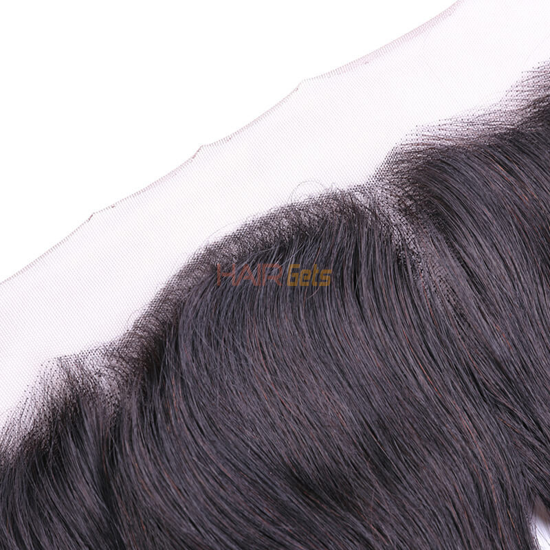 Best Selling 13x4 Loose Wave Virgin Human Hair Lace Frontal For Women 2