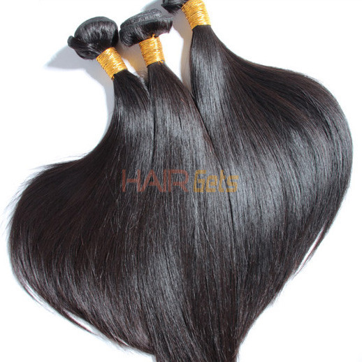 2 Pcs 8A Brazilian Virgin Hair Bundles Silky Straight 1