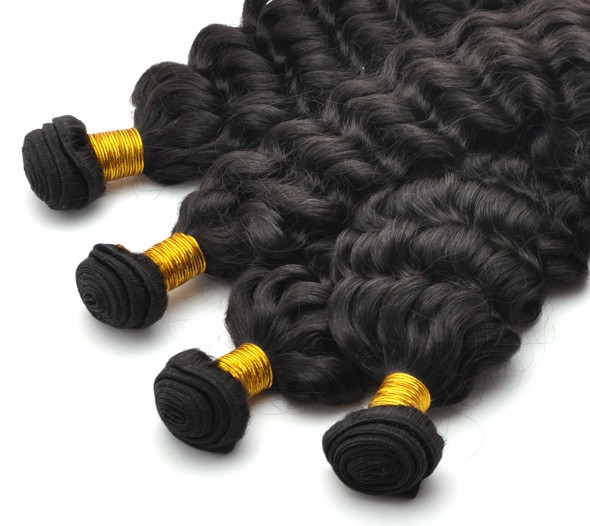7A Virgin Thailand Hair Weave Water Wave Natural Black thw006 1