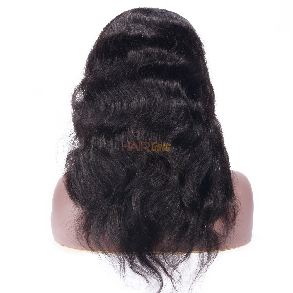 Natural Wave 360 Lace Frontal Wig, 8-26 inch Beautiful & Bouncy Wigs 2