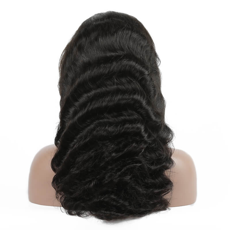 Best Quality Loose Wave Lace Front Human Hair Wig Soft Like Silk lfw011 2