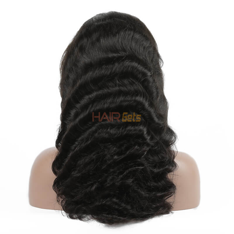 Best Quality Loose Wave Lace Front Human Hair Wig Soft Like Silk 2