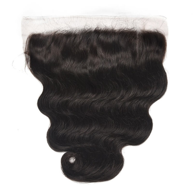 Hot Virgin Hair Body Wave Lace Frontal 13*4 Deals, 10-26 Inch lf002