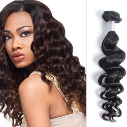 1pcs 7A Peruvian Virgin Hair Natural Wave inch Natural Color Price phw017