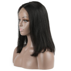 Full Lace Straight Bob Wigs 10 inch-30inch, Real Virgin Hair Wig
