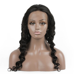 Loose Curly Lace Front Wigs, Human Hair Wigs With Discount 12-30 Inch