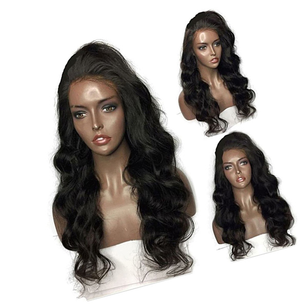 Human Hair Lace Front Wigs Body Wave